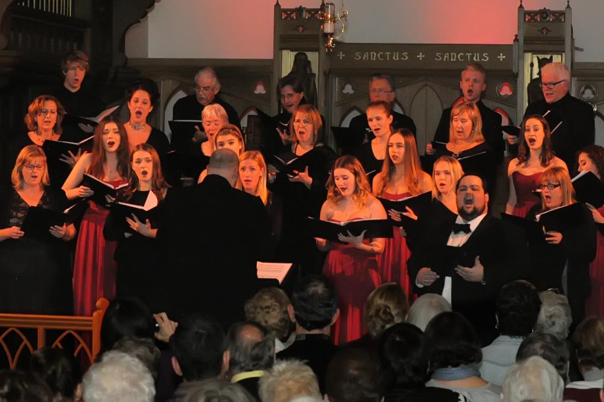 The Choir with Sunny